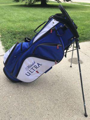 Brand New Michelob Ultra Golf Bag for Sale in Kearney, NE