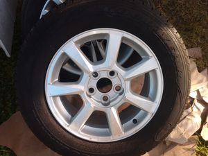 235/65r17 tire and rim for Sale in Joelton, TN