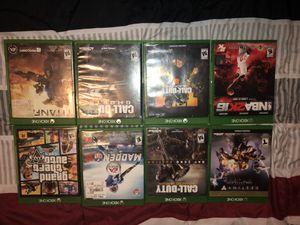 Xbox one games for Sale in Wichita, KS