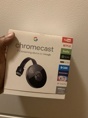 Google Chromecast for Sale for Sale in The Bronx, NY