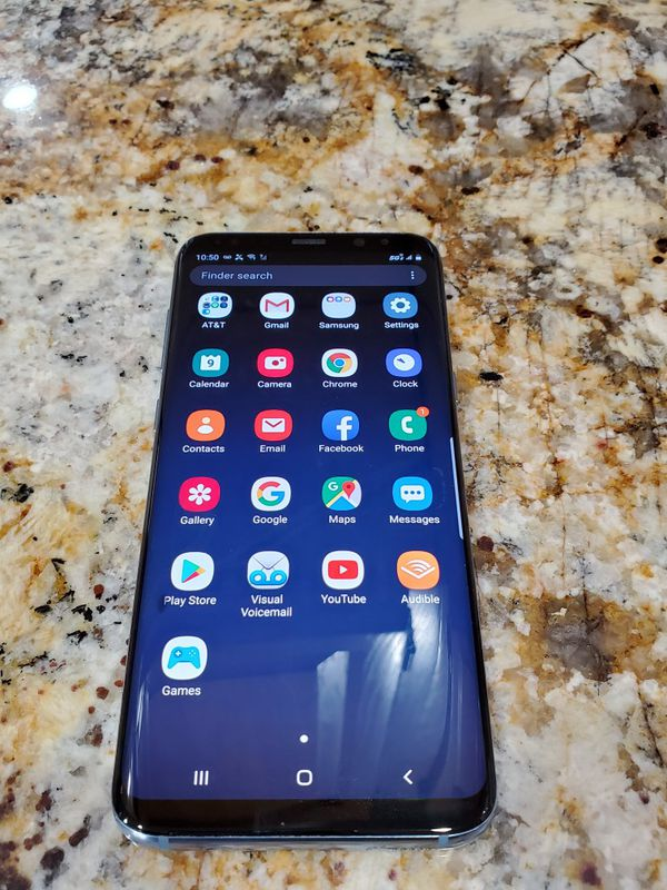 Samsung Galaxy S8 Plus 64gb Unlocked Like New