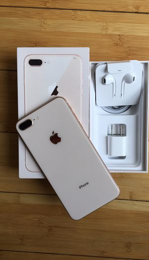 New Condition iPhone 8 Plus 64GB Factory Unlocked for Sale in North Miami Beach, FL