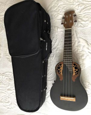 Ovation Applause Acoustic Electric Ukulele for Sale in Orlando, FL