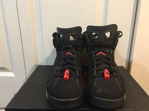 Air Jordan 6 Retro Infrared 2019 sz 9 for Sale in Silver Spring, MD