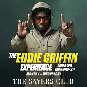 2 Eddie Griffin tickets tonite 7-10 8pm for Sale in Las Vegas, NV
