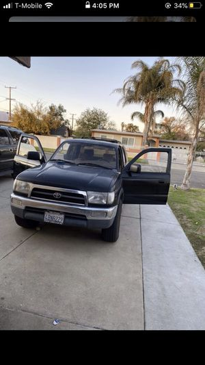 1998 Toyota 4Runner for Sale in Fontana, CA