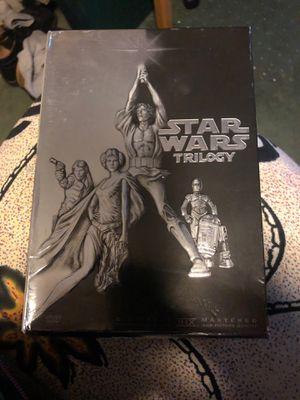 Star Wars Trilogy-Widescreen-bonus DVD-Nice for Sale in US