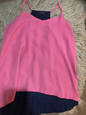 Reversible tunic tank top size small for Sale in Denver, CO