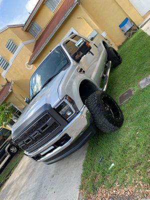 2008 Ford F-250 for Sale in FL, US