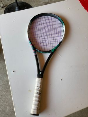 Prince Morph Beam System tennis racket (midsize) for Sale in Everett, WA