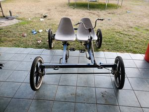 Rhoades-Car 4- Wheel Bicycle for Sale in Mesquite, TX