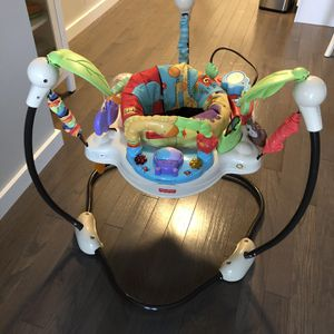 Baby Items Walker, Swing, Jumper, and Activity Mat for Sale in Jersey City, NJ