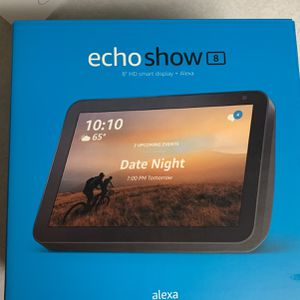 Echo Show 8-new In The Box for Sale in Sammamish, WA