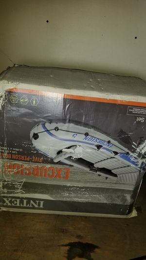 Inflatable boat for Sale in Oakland, CA