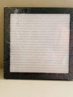 black and white letter board. for Sale in West Jordan,  UT