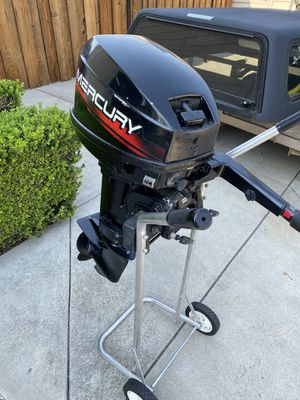 15hp Mercury outboard motor for Sale in Livermore, CA