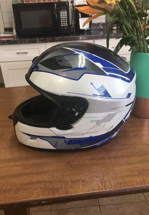 Cyber motorcycle helmet for Sale in Brooklyn, NY