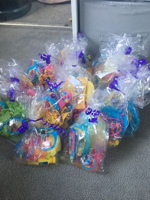 Trolls goodie bags & balloons for Sale in Port St. Lucie, FL