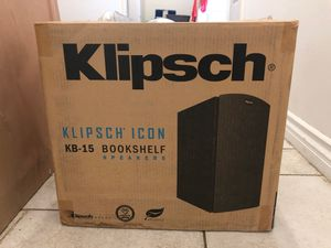 Klipsch Bookshelf Speaker for Sale in La Mirada, CA