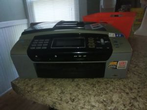 Brothers three in one printer scanner fax machine for Sale in Lowell, MA