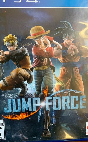Jump Force for Sale in Los Angeles, CA