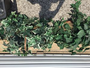 2 large fake plants for Sale in Chesterfield, MO