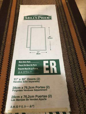 11x30 in base door pack for Sale in Auburn, WA