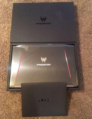 Acer predator helios 300 gtx 1060 for Sale in Margate, FL