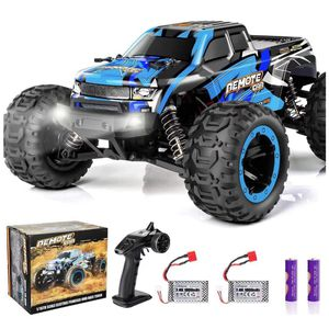 RC Cars Remote Control Car for Boys 2.4 GHZ High Speed Racing Car, 1:16 RC Trucks 4x4 Offroad with Headlights for Sale in Eastvale, CA