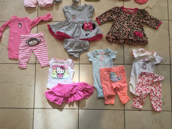 baby clothes for new born girl