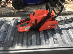 Echo chainsaw for Sale in Germantown, MD