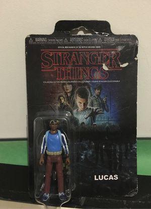 "LUCAS 3.5"" Official Stranger Things 2017 Netflix Funko Action Figure for Sale in La Vergne, TN"