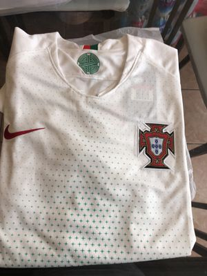 Nike Portugal away jersey for Sale in Gaithersburg, MD