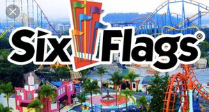 Six flags SEASON passes for Sale in Vallejo, CA