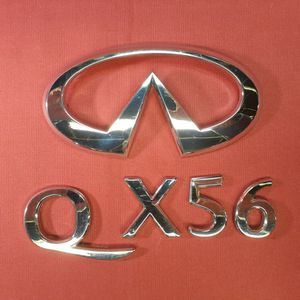 Infinity QX56 Rear Gate Bagdes. for Sale in Streator, IL