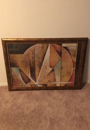Bronze framed art work for Sale in West Bloomfield Township, MI