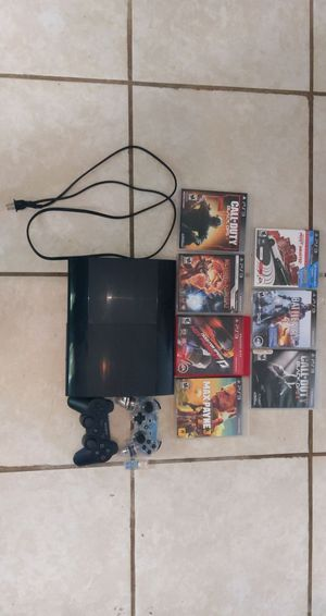 PS3 for Sale in Winter Haven, FL