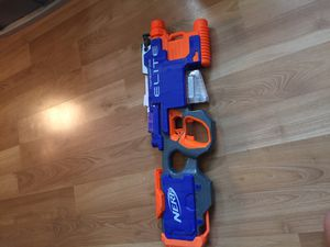 Pretty new hyper fire elite Nerf gun great condition put some batteries and ready to go for Sale in San Diego, CA