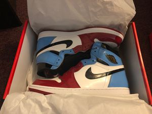 Nike Jordan 1 fearless UNC Chicago size 11 DS for Sale in Carnegie, PA