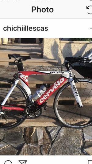 Road bike Cervelo 52' carbón Fiver for Sale in North Port, FL
