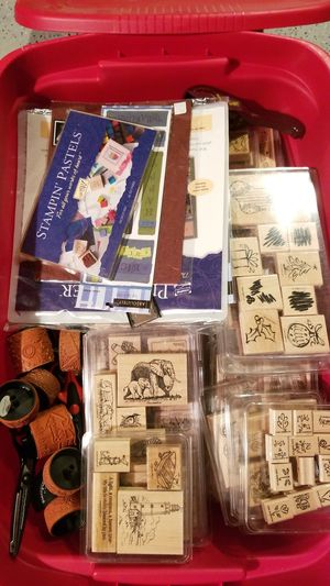 Stampin up sets for Sale in Palos Hills, IL