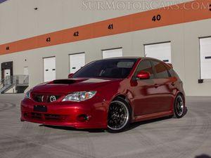 2009 Subaru Impreza Wagon WRX for Sale in Gardena, CA