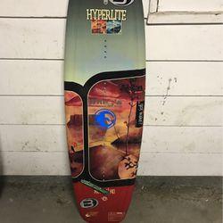 2002 Hyperlite Motive 140 Wakeboard for Sale in Seattle,  WA