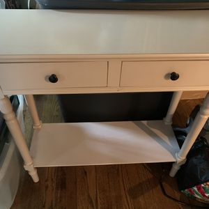 Shabby Chic Consol /Entry Table for Sale in Alexandria, VA
