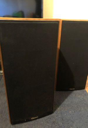 klipsch speaker pair for Sale in Hayward, CA