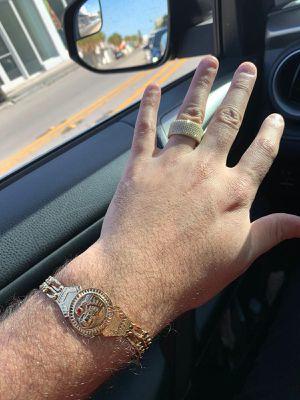 Ring 100 bracelet 100$ for Sale in Miami, FL