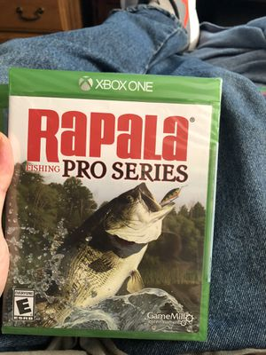 Xbox One Rapala fishing pro series for Sale in Arnold, MO