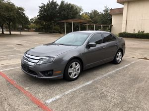 2010 Ford Fusion for Sale in Irving, TX