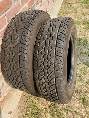 SUV MOTORHOME TRAILER TIRES for Sale in Simi Valley, CA