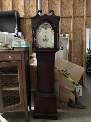 Antique Grandfather Clock for Sale in Costa Mesa, CA